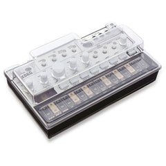 Decksaver: Polycarbonate Dust Cover for Korg Volca Series (DSS-PC-VOLCA)