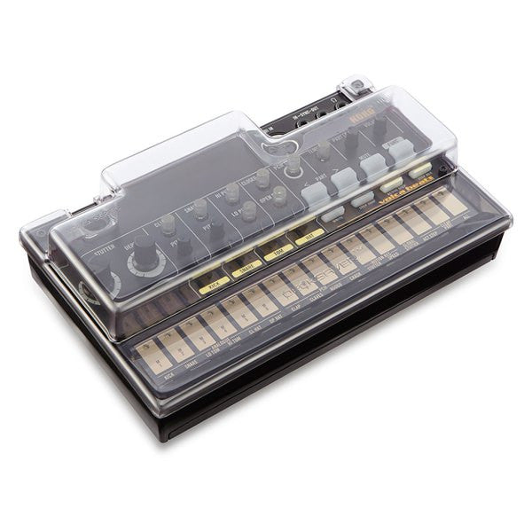 Decksaver: Polycarbonate Dust Cover for Korg Volca Series (DSS-PC-VOLCA) detail 2