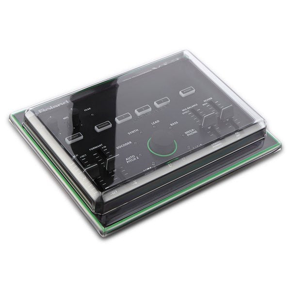 Decksaver: Polycarbonate Dust Cover for Roland Aira VT-3 (DSS-PC-VT3)