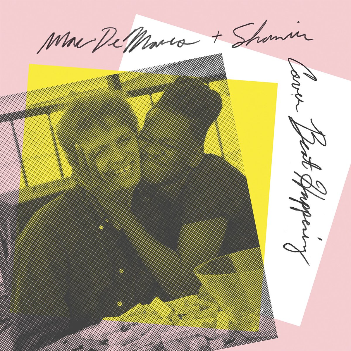 "Mac Demarco + Shamir: Beat Happening Covers Vinyl 7"" (Record Store Day)"