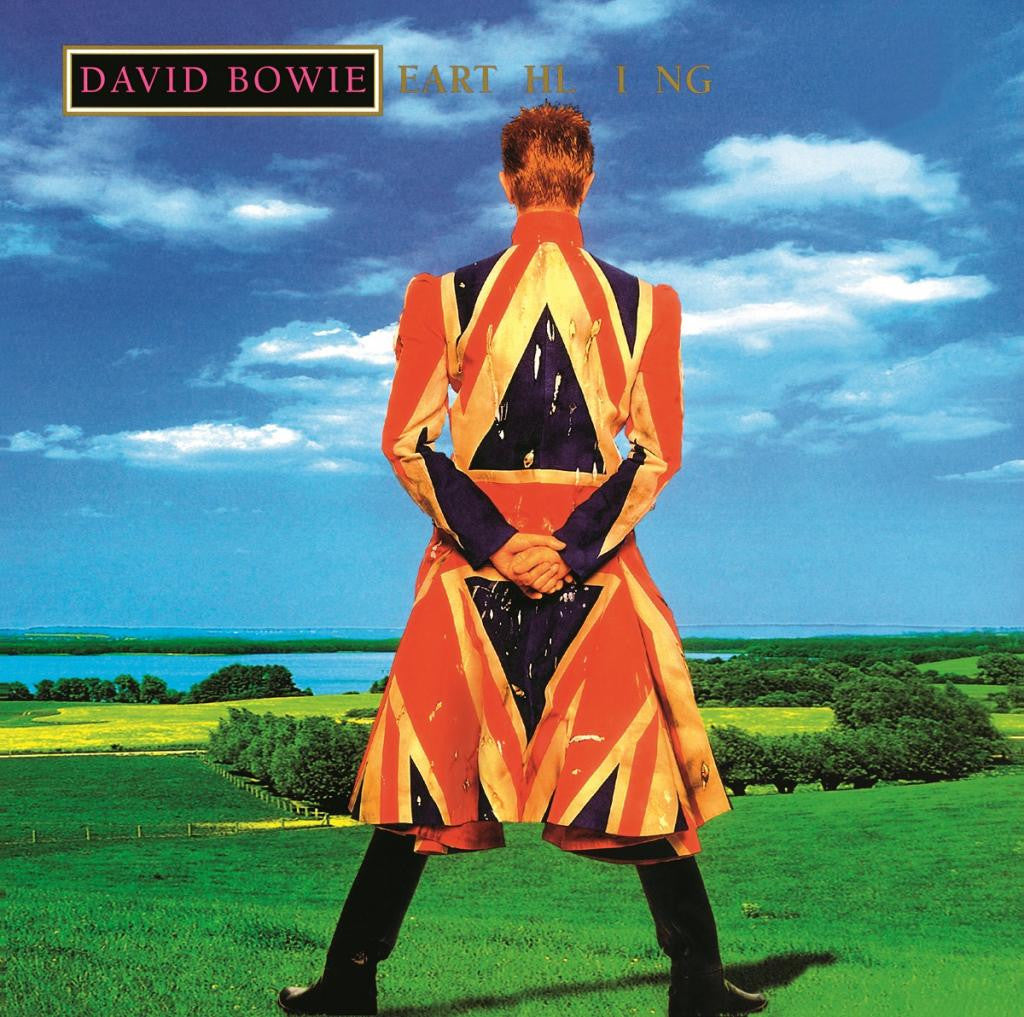David Bowie: Earthing (180g Colored Vinyl) Vinyl LP (Record Store Day)