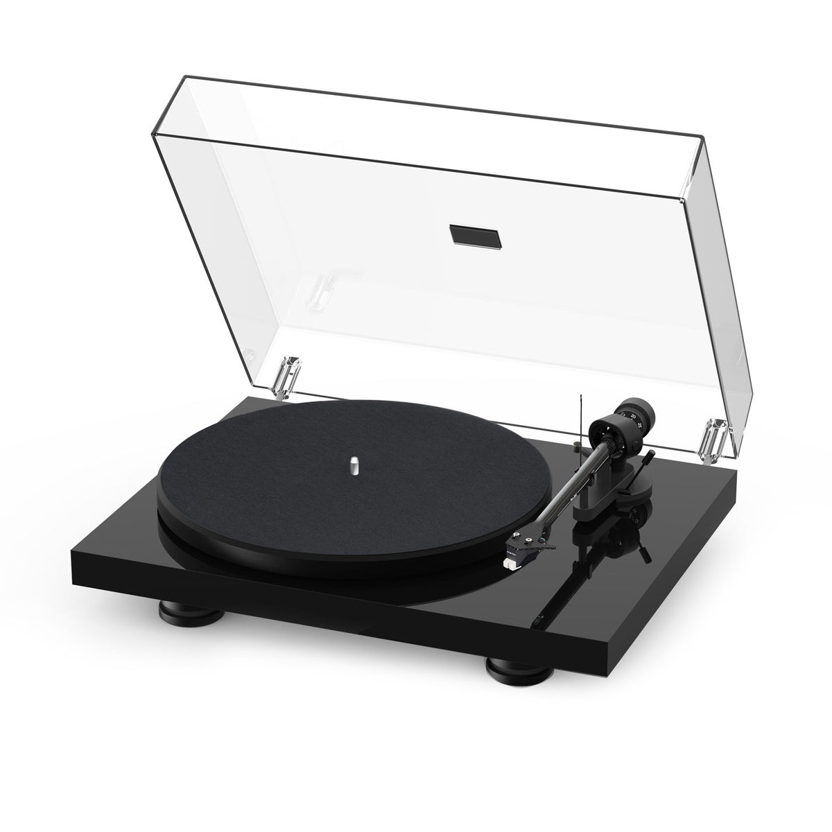 Pro-Ject: Debut Carbon EVO Turntable - High Gloss Black