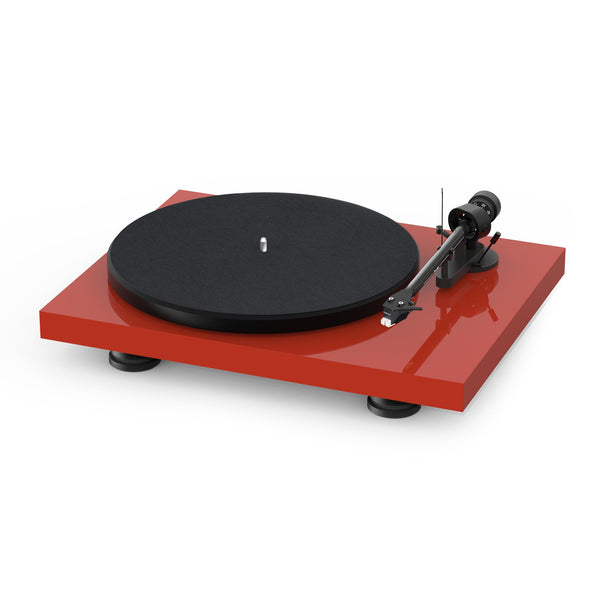 Pro-Ject: Debut Carbon EVO Turntable - High Gloss Red
