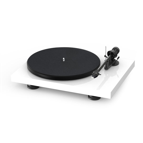 Pro-Ject: Debut Carbon EVO Turntable - High Gloss White