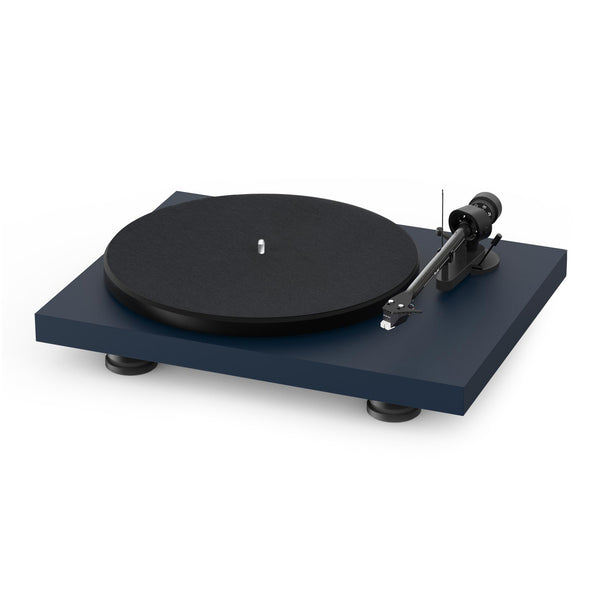 Pro-Ject: Debut Carbon EVO Turntable - Satin Steel Blue