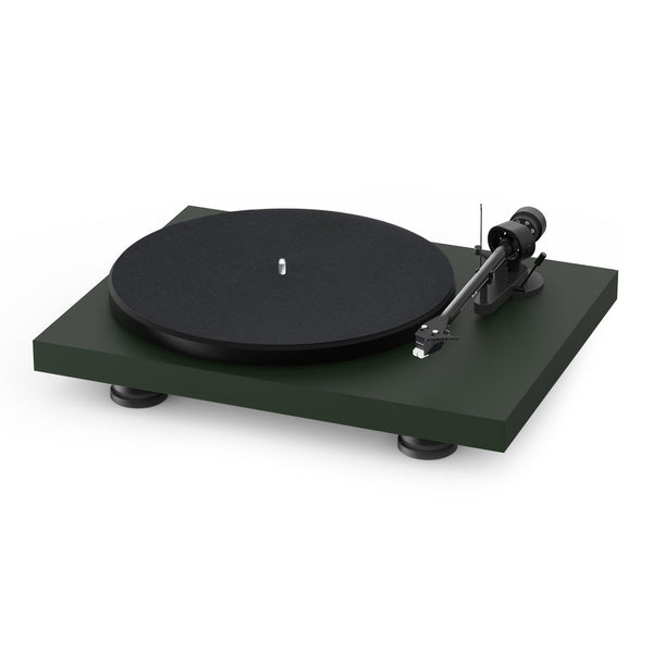 Pro-Ject: Debut Carbon EVO Turntable - Satin Fir Green