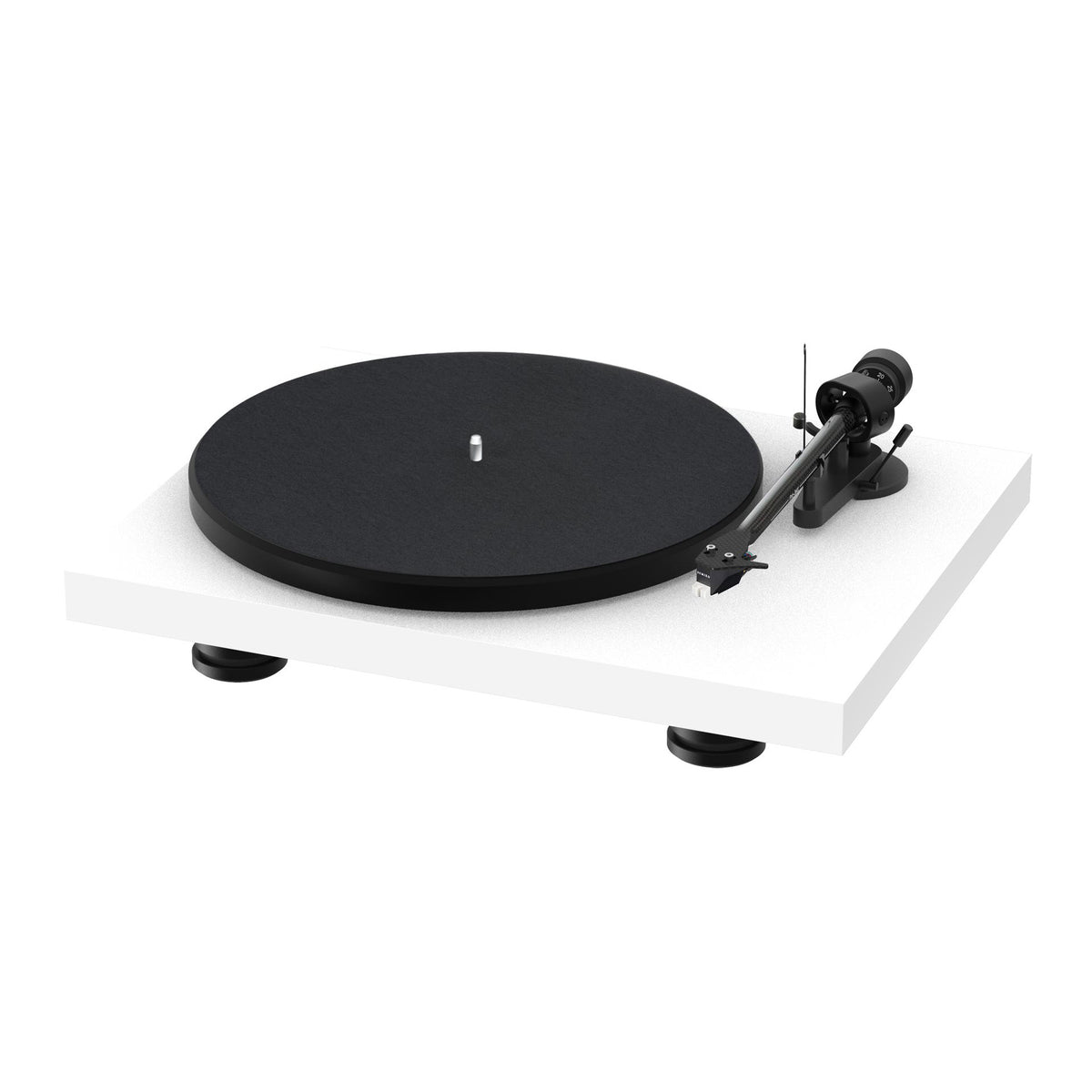 Pro-Ject: Debut Carbon EVO Turntable - Satin White