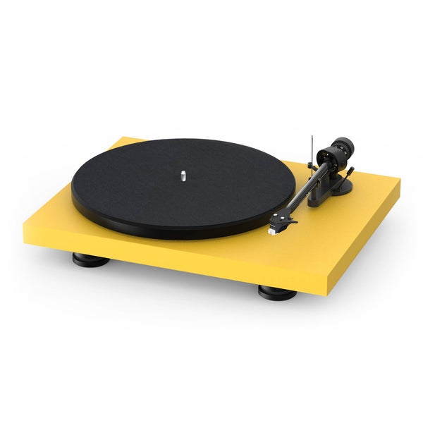 Pro-Ject: Debut Carbon EVO Turntable - Satin Golden Yellow