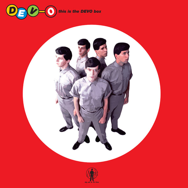 Devo: This Is The DEVO Box Vinyl 6LP Boxset (Record Store Day)