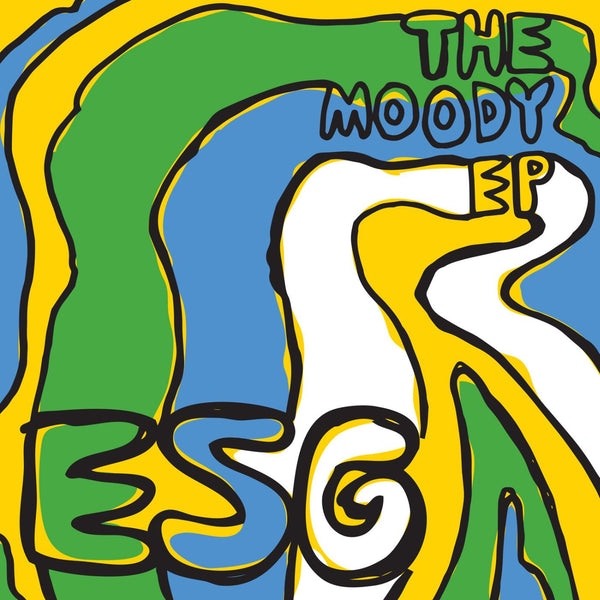 "ESG: Moody EP (Colored Vinyl) Vinyl 12"" (Record Store Day)"