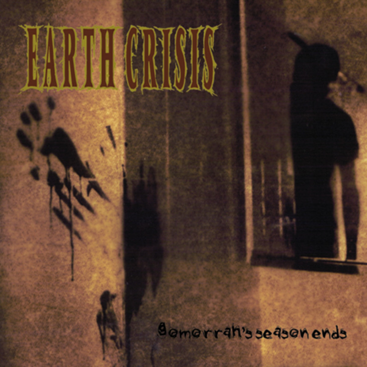 Earth Crisis: Gomorrah's Season Ends Vinyl LP (Record Store Day 2014)