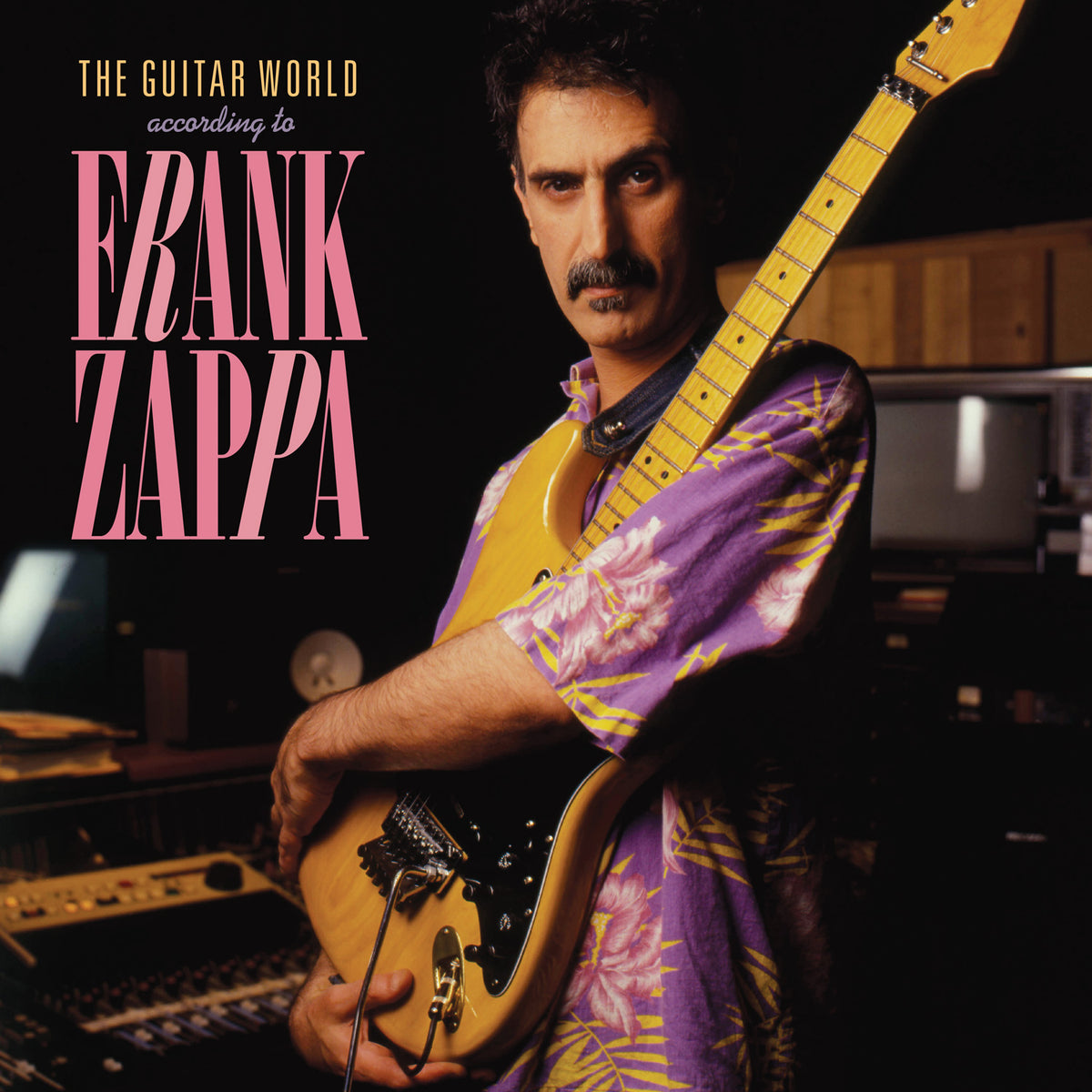 Frank Zappa: The Guitar World According To Frank Zappa (Colored Vinyl) Vinyl LP (Record Store Day)