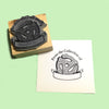 Beast Quality: Record Stamp + Inkpad Set - 45 Adaptor