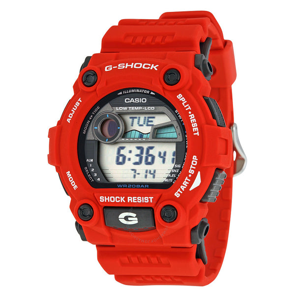 G-Shock: G7900A-4 Watch - Rescue Red