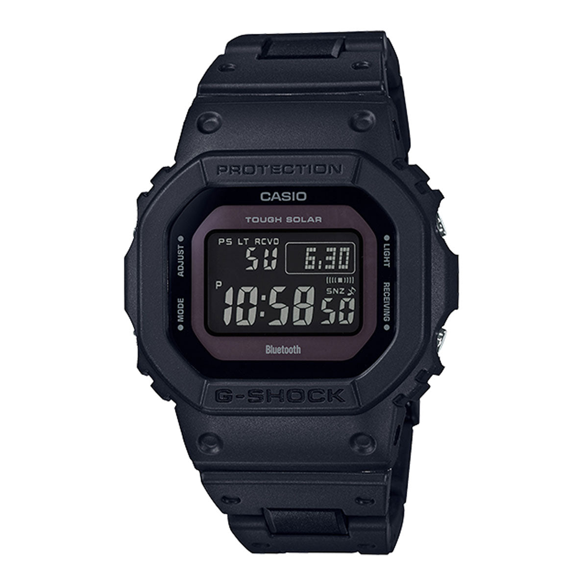 G-Shock: GWB5600BC-1B Bluetooth Watch - Black