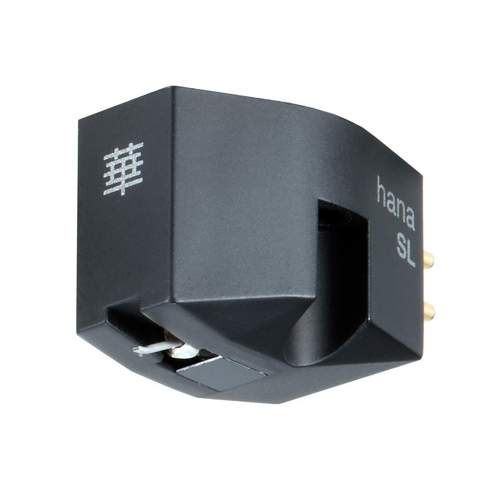 Hana: SL Moving Coil Cartridge - Nude Diamond Stylus / Low Output