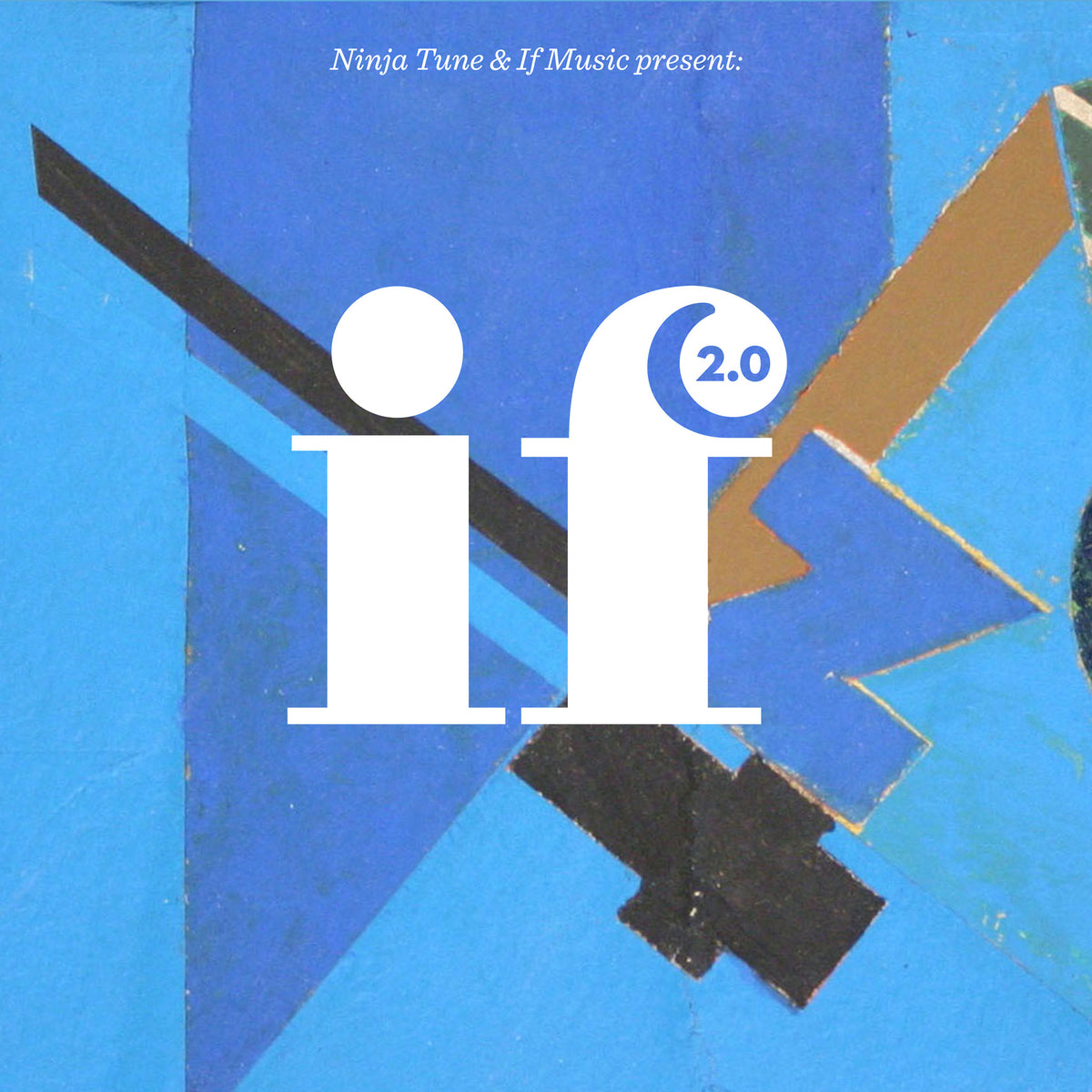 Ninja Tune: If 2.0 Vinyl 3LP (Record Store Day 2014)