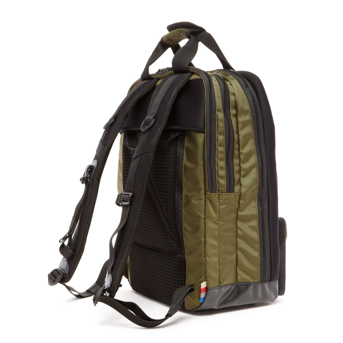 Lexdray: Ibiza Pack - Olive (14108-ON) angle