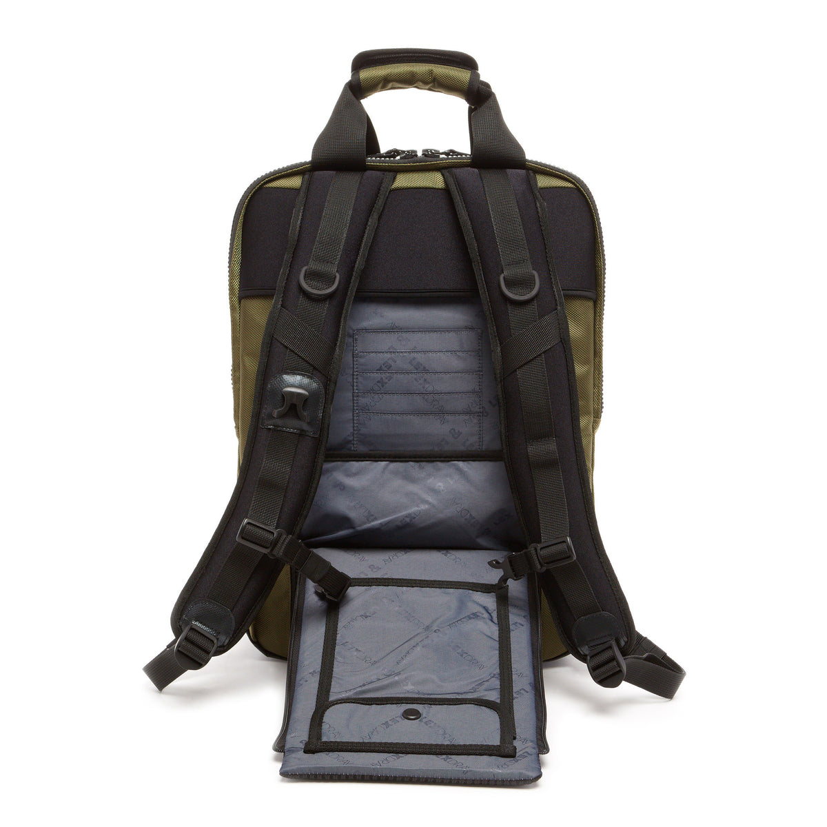 Lexdray: Ibiza Pack - Olive (14108-ON) back 2