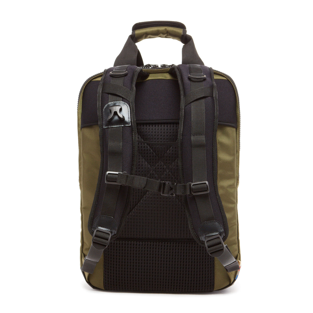 Lexdray: Ibiza Pack - Olive (14108-ON) back