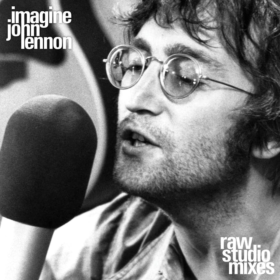 John Lennon: Imagine (Raw Studio Mixes) (180g) Vinyl 2LP (Record Store Day)
