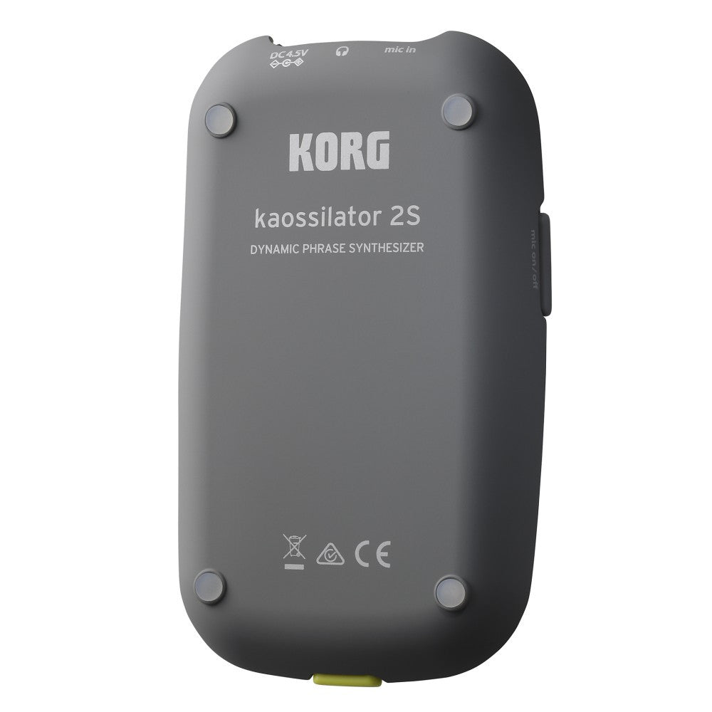 Korg: Kaossilator 2S Portable Phrase Synthesizer