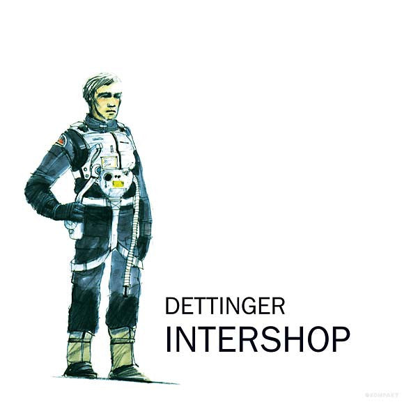 Dettinger: Intershop Vinyl LP+CD (Record Store Day)