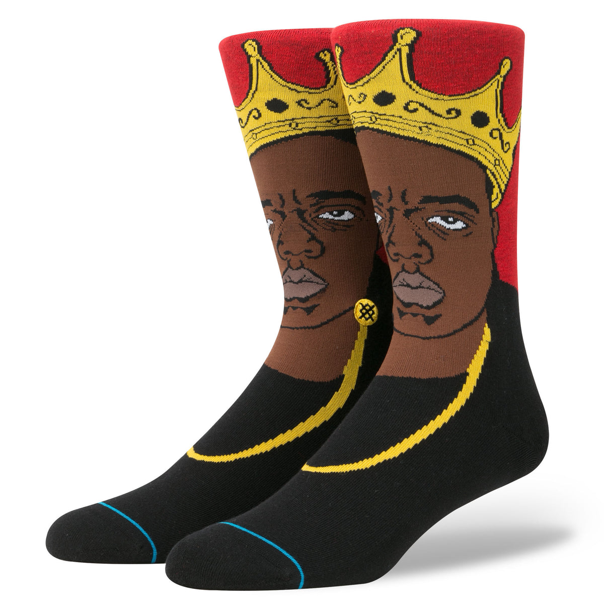 Stance: Notorious B.I.G. Sock Pack