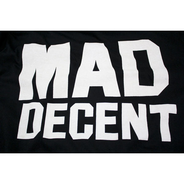 Mad Decent: Logo Shirt - Black detail