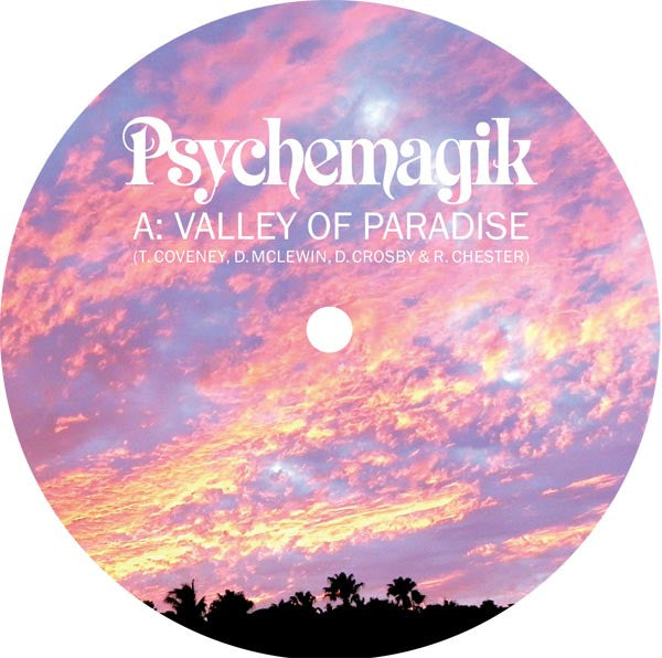 Psychemagik: Valley Of Paradise / Star Lazer Vinyl 12""