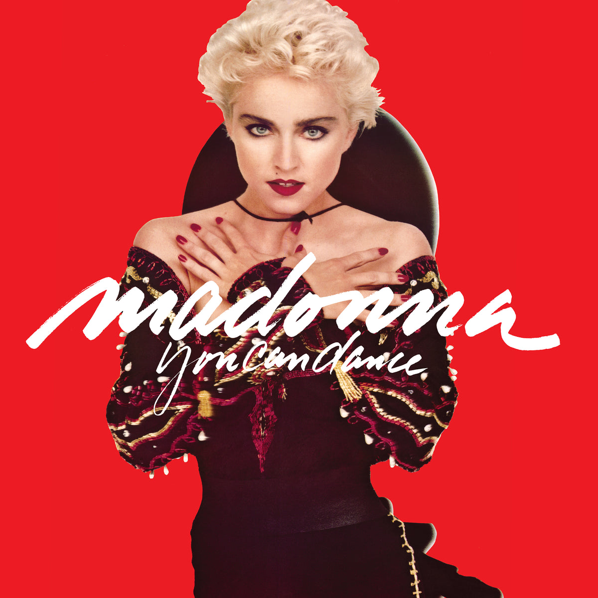 Madonna: You Can Dance - Mix 2 (Colored Vinyl) Vinyl LP (Record Store Day)