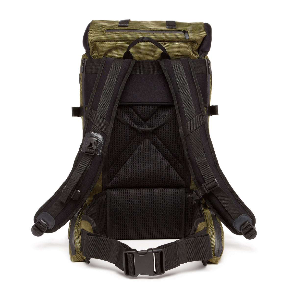 Lexdray: Mont Blanc Pack - Olive (14104-ON) back