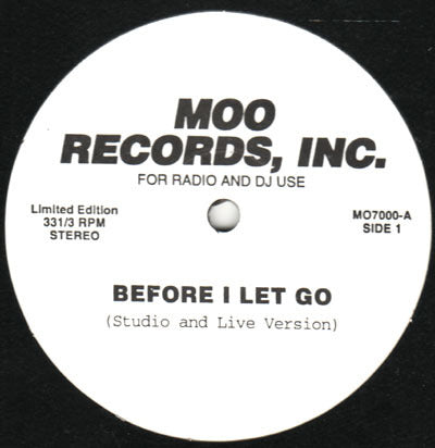 Frankie Beverly: Before I Let Go 12""