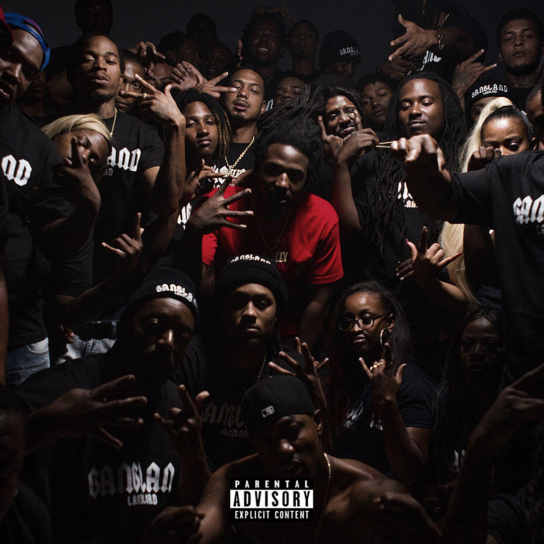 Mozzy: Gangland Landlord Vinyl 2LP (Record Store Day)