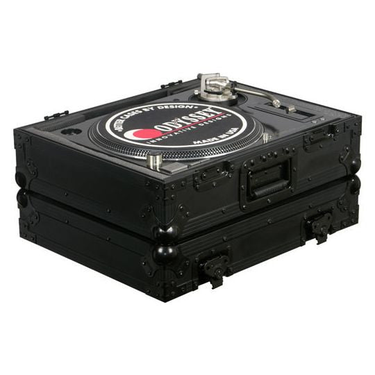 Odyssey: Black Label Turntable Flight Case (FZ1200BL)