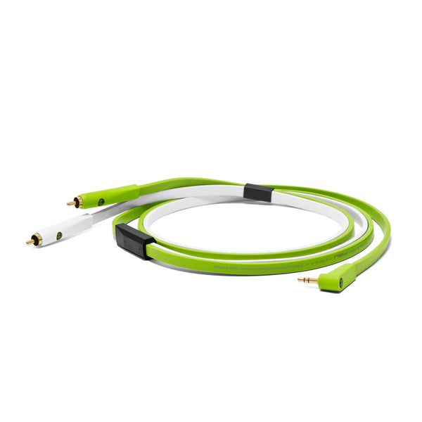 Oyaide: d+MYR class B 3.5mm to RCA Y-Cable - 2.5m