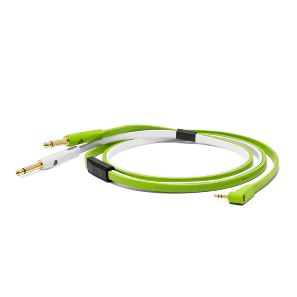"Oyaide: d+MYTS class B 3.5mm to 1/4"" Y-Cable - 2.5m"