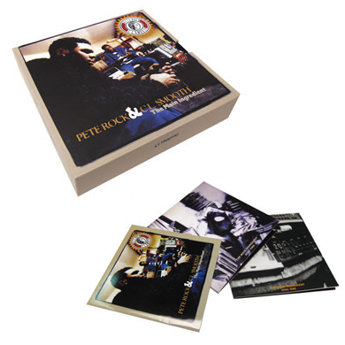 Pete Rock & CL Smooth: The Main Ingredient Deluxe CD Boxset