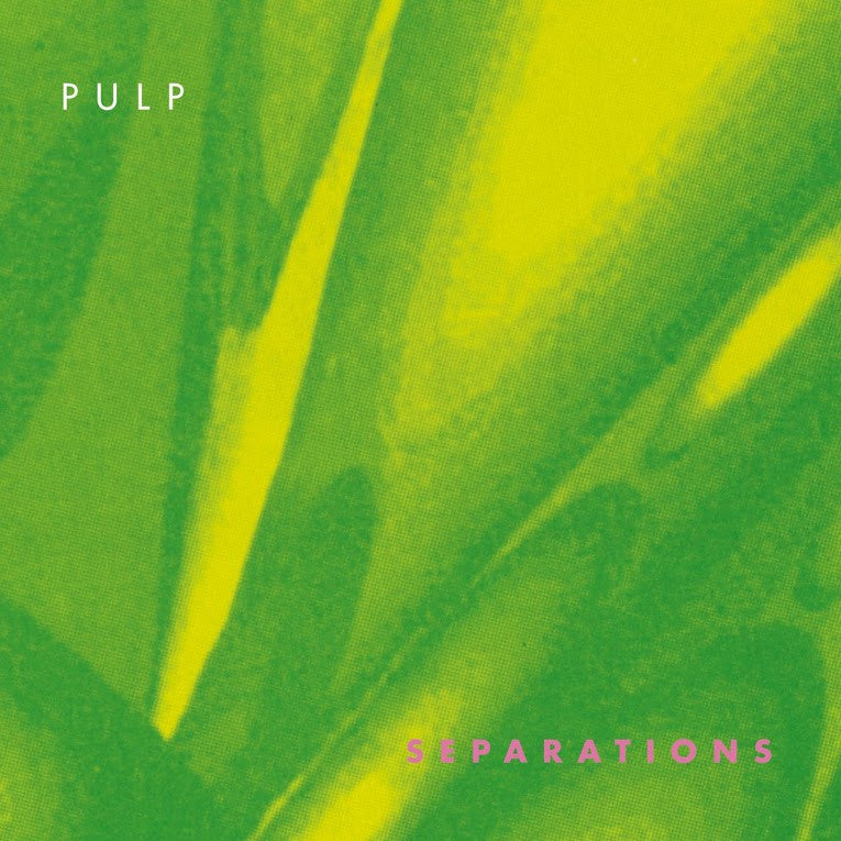 "Pulp: Separations Vinyl 12"" (Record Store Day)"