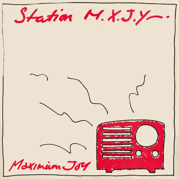 Maximum Joy: Station M.X.J.Y. Vinyl LP