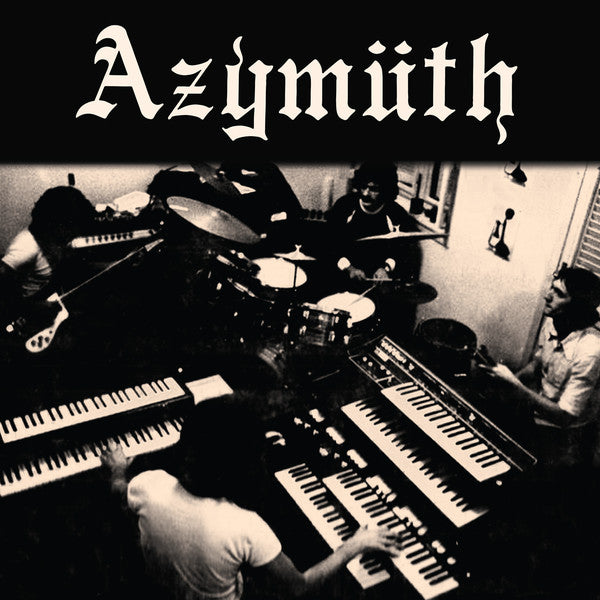 "Azymuth: Demos 1973-75 Vinyl 7"" (Record Store Day)"