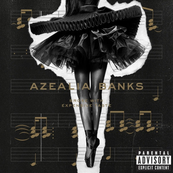 Azealia Banks: Broke With Expensive Taste Record Store Day