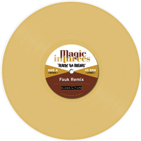 "Magic In Threes: Beatin' The Brakes Vinyl 10"" (Record Store Day)"