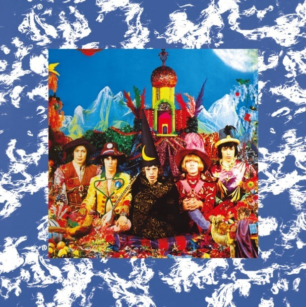 The Rolling Stones: Their Satanic Majesties Request (180g, Colored Vinyl) Vinyl LP (Record Store Day)