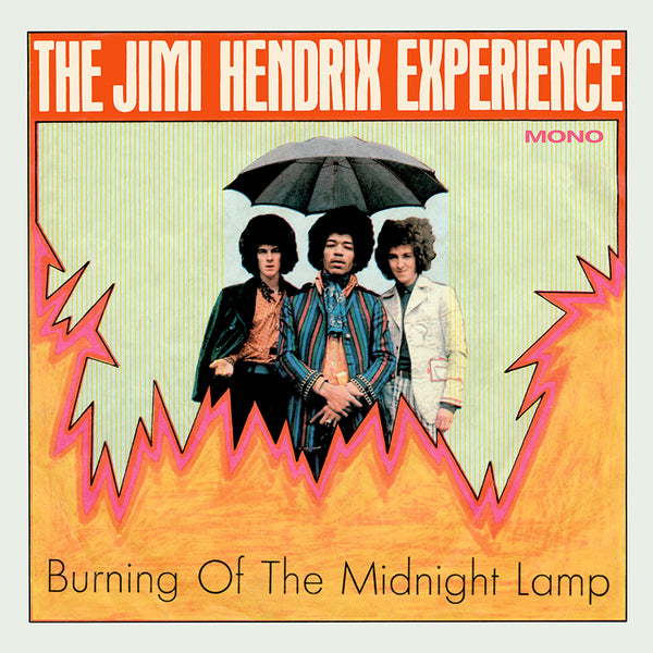 "The Jimi Hendrix Experience: Burning of the Midnight Lamp (Mono, Colored Vinyl) Vinyl 7"" (Record Store Day)"