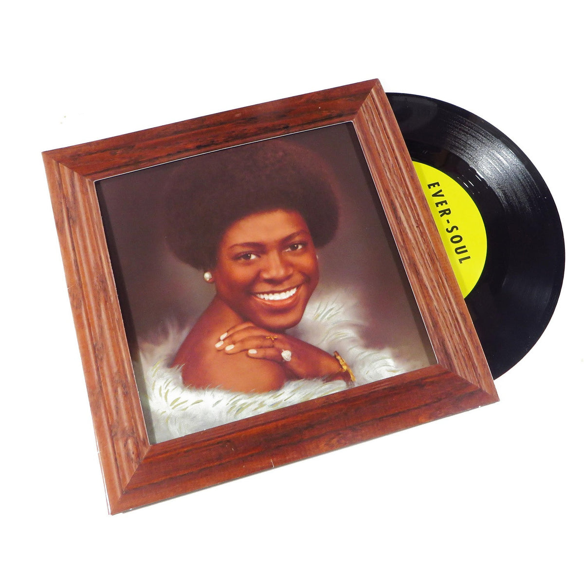 "Sharon Jones & The E.L. Fields Gospel Wonders: Heaven Bound / Key To The Kingdom Deluxe Vinyl 7"" (Record Store Day)"