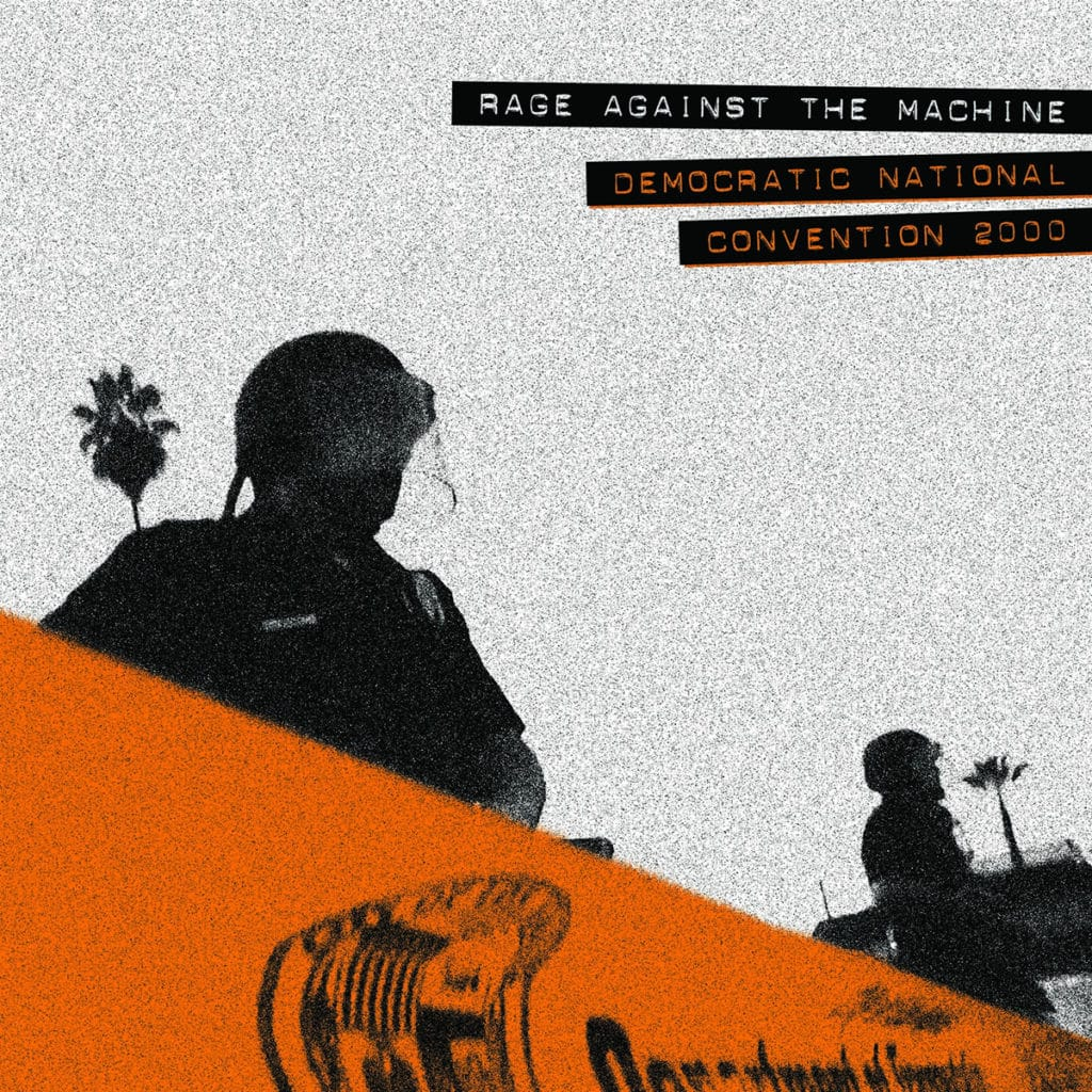 Rage Against The Machine: Democratic National Convention 2000 (180g) Vinyl LP (Record Store Day)