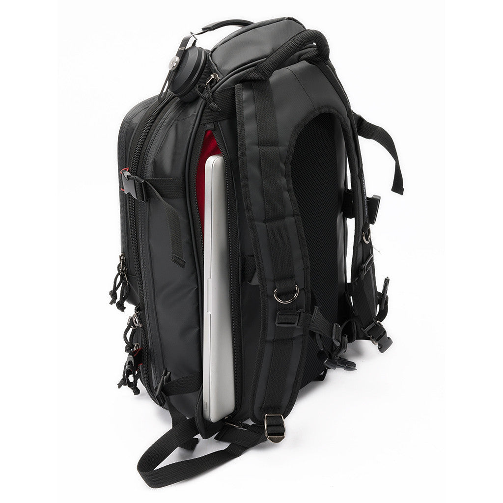 Magma: Riot DJ Backpack (MGA47879) side