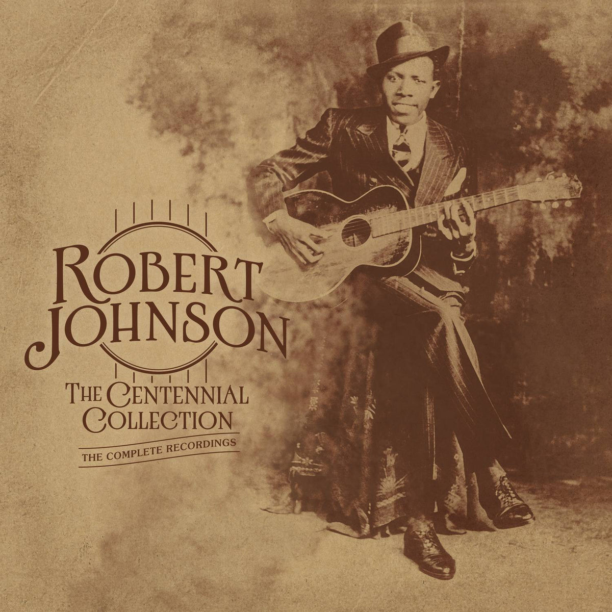 Robert Johnson: The Centennial Collection - The Complete Recordings Vinyl 3LP (Record Store Day)