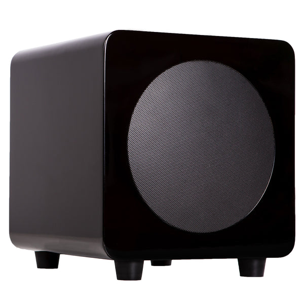 Kanto: SUB6 Powered Subwoofer - Gloss Black (SUB6GB)